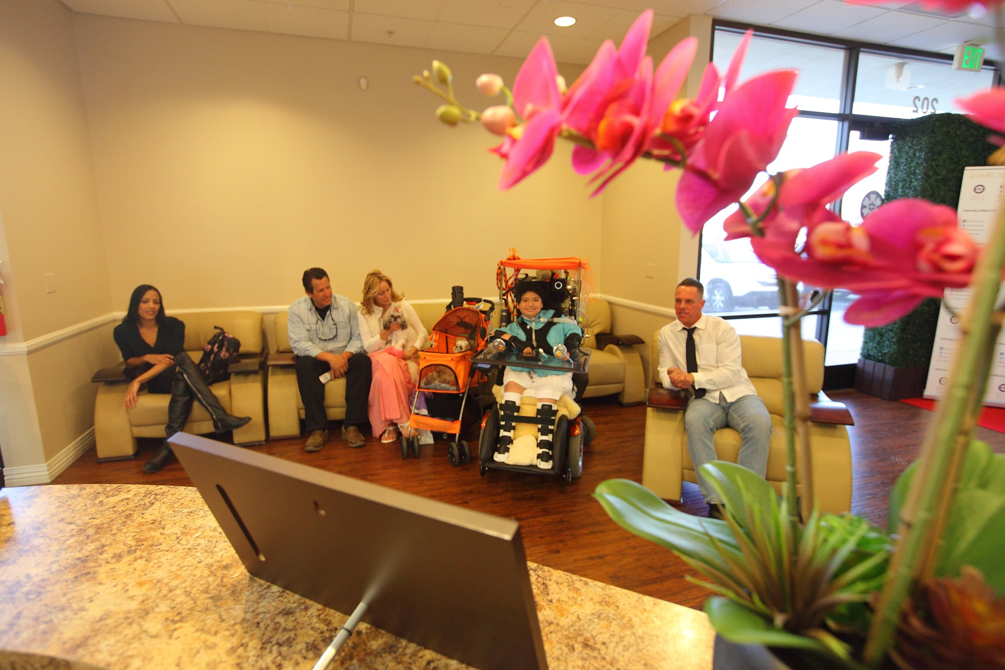 patients at Kelly Smile in Victorville, CA